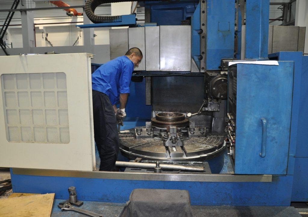 Machining Exhaust Valve Seat