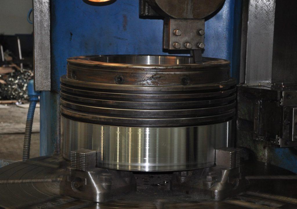 Machining Inner Sealing Face