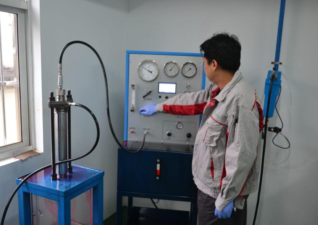 Atomisation Test Fuel Parts