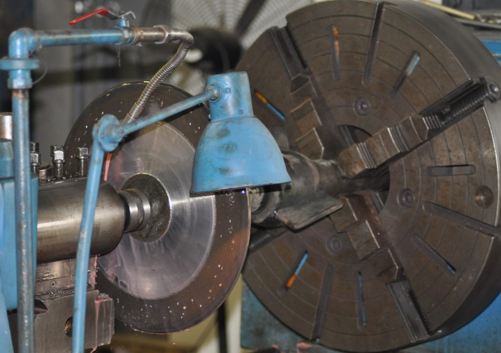 Pre-machining Spindle