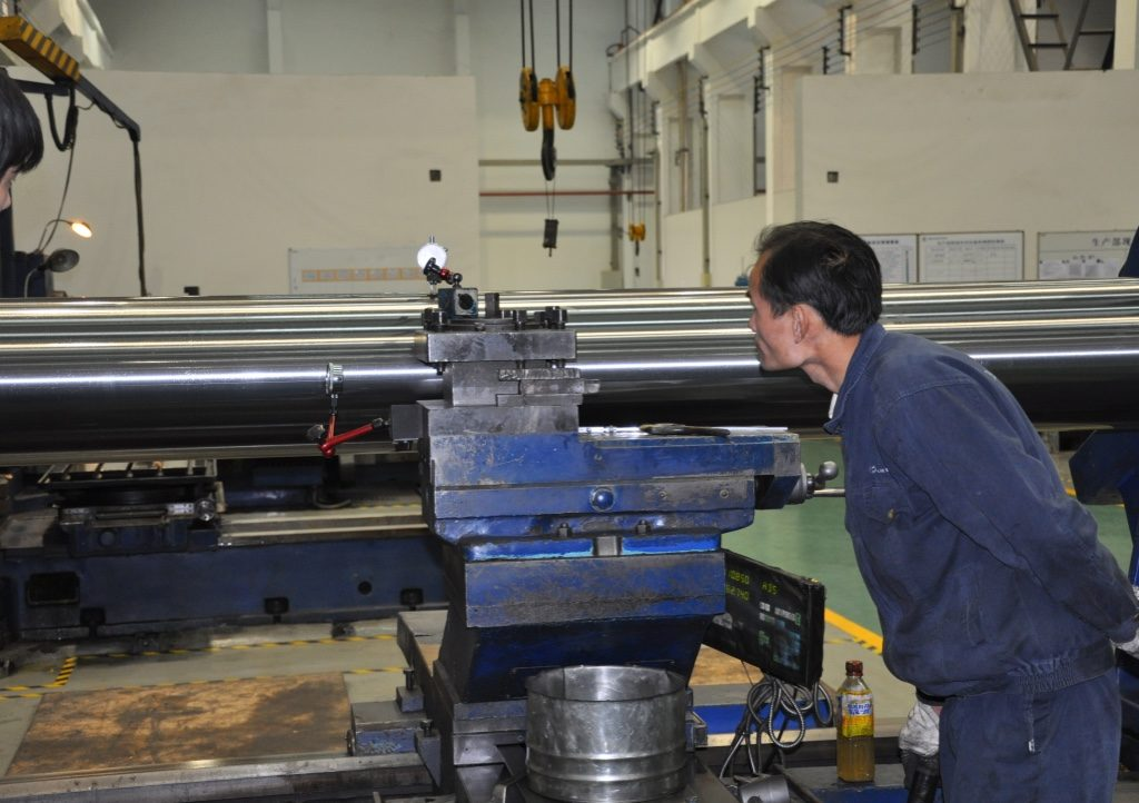 Machining Piston Rod