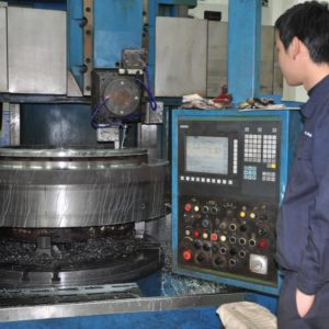 Machining Cylinder Cover