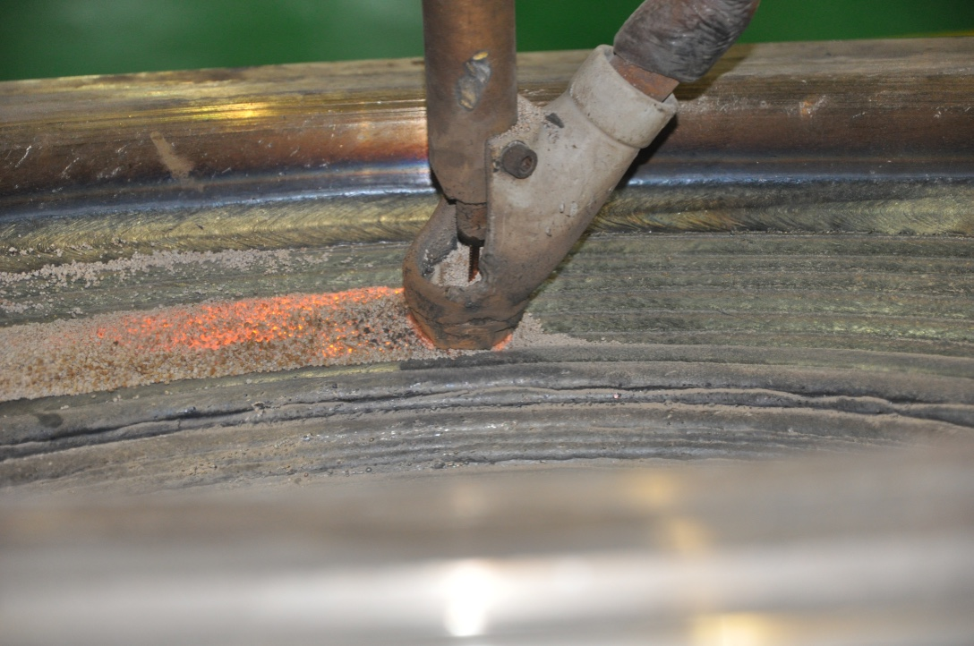 Welding Cylinder Cover
